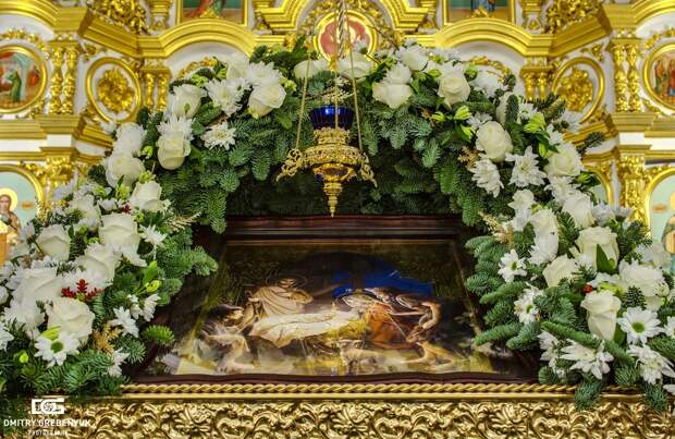 В храмах Удмуртии пройдут праздничные Рождественские богослужения