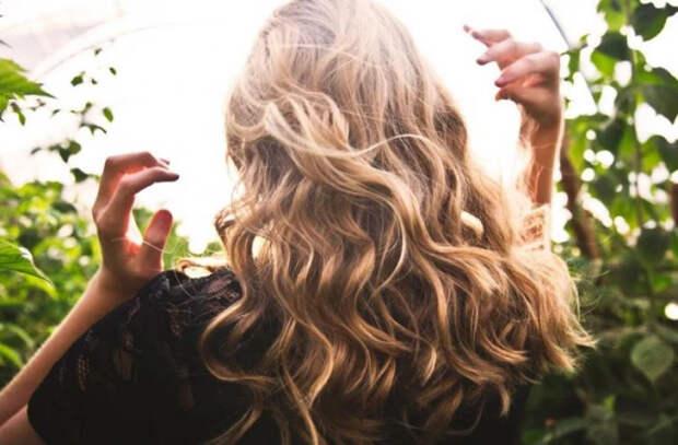 Как питаться, чтобы волосы были красивыми