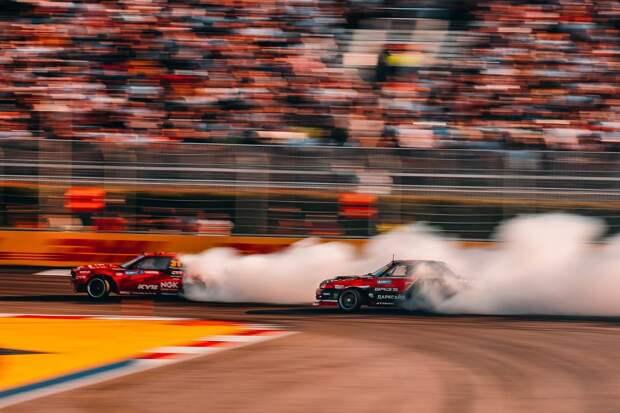 Russian Drift Series