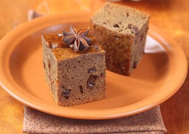 Постная медовая коврижка - рецепт несложного десерта для поста