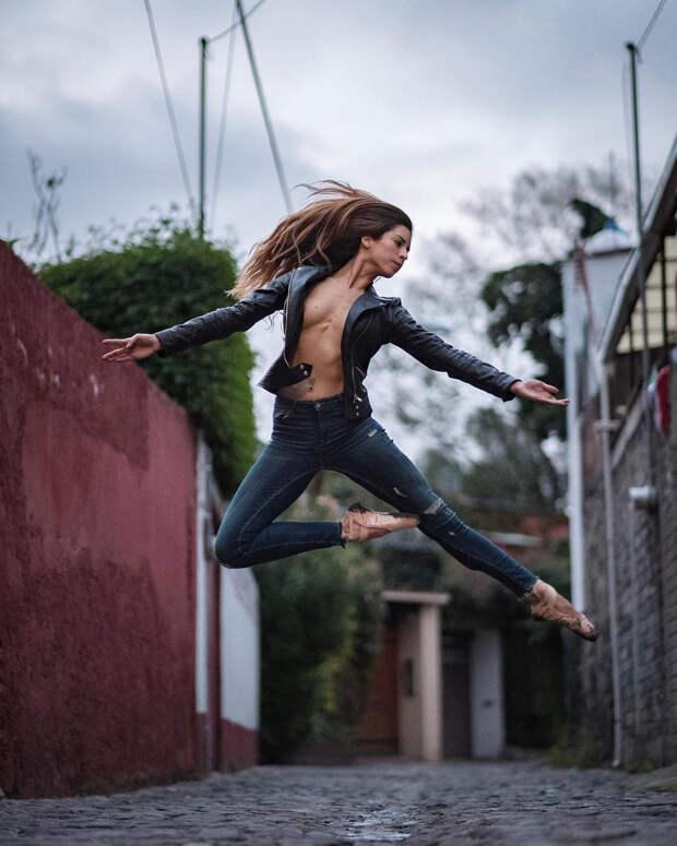 Омар З. Роблес фотографирует танец-10