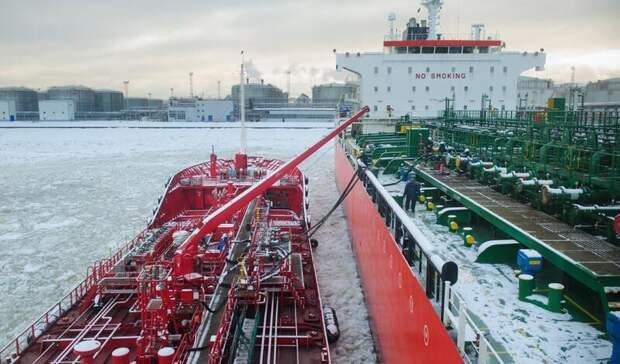 Первый вРФСПГ-бункеровщик присоединится кфлоту «Газпром нефти» вовтором полугодии 2021