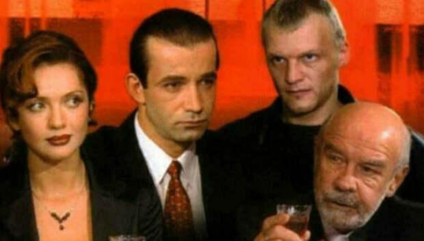 Как снимали сериал «Бандитский Петербург» и с кого списаны главные персонажи