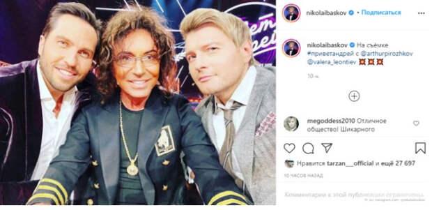 Фанаты перепутали Леонтьева с Бабкиной после пластической операции