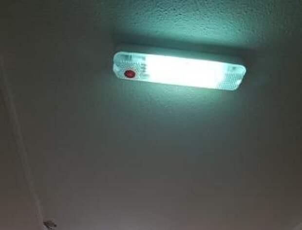 В доме на Долгопрудной восстановили освещение