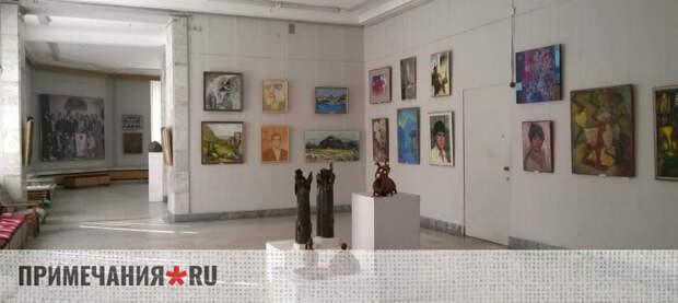 Художники Крыма могут остаться без помещения в центре Симферополя