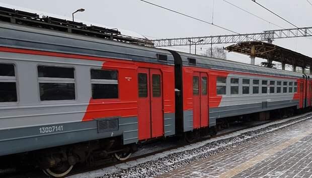 Движение электричек возобновили на Курском направлении МЖД после сбоя