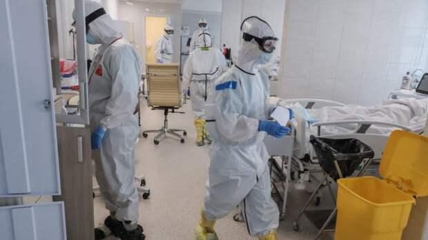 В Индии нашли неизвестный ранее штамм коронавируса