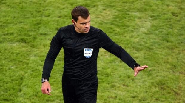 Отстраненный от судейства в РПЛ Левников назначен на матч ФНЛ