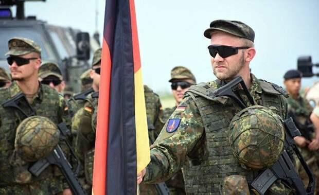Минобороны ФРГ из-за скандала выводит мотопехотный взвод из Литвы