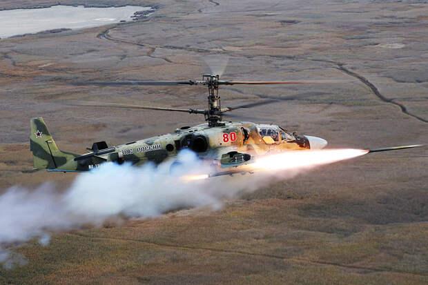 Минобороны России получило заказанные на 2020 год вертолеты Ка-52