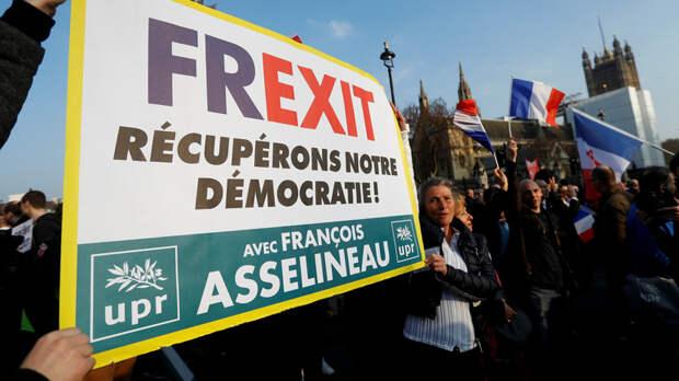 Главный переговорщик ЕС по брекситу: Франция может последовать примеру Великобритании