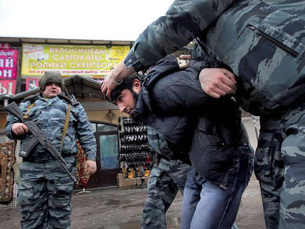 Нелегалы, рынок, Россия