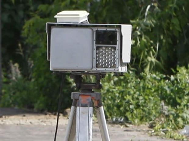Камеры видеофиксации теперь охраняют казаки. Не помогает