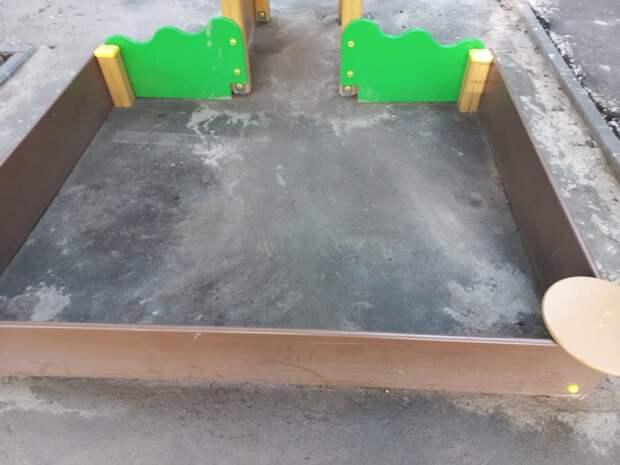 Контроль за детской площадкой в Анадырском проезде усилят