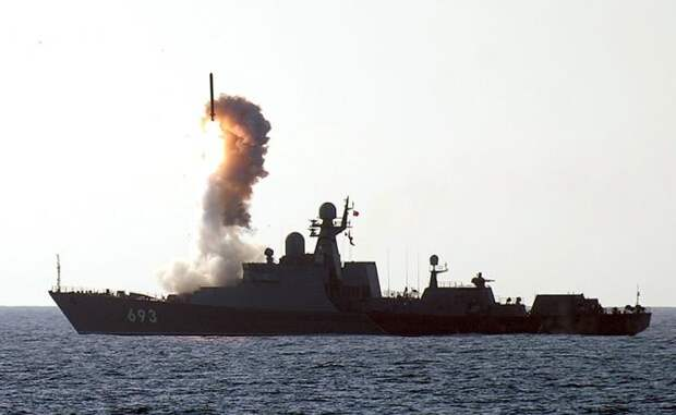 ВМФ РФ приказано догнать и перегнать Китай