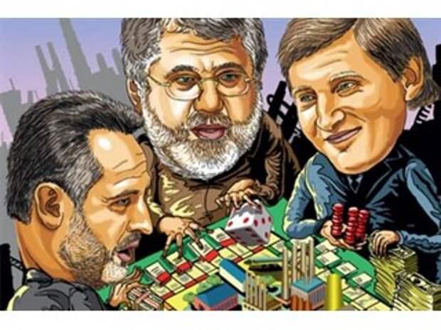 Украина-2020; «АБВГДейка для лохов» и пересменка олигархов