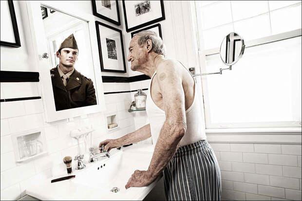 Мир воспоминаний вфотопроекте Тома Хасси «Отражения»