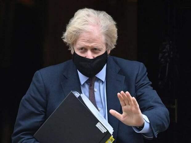 Джонсон вИндию неездок: пандемия внесла коррективы вамбициозные планы Лондона