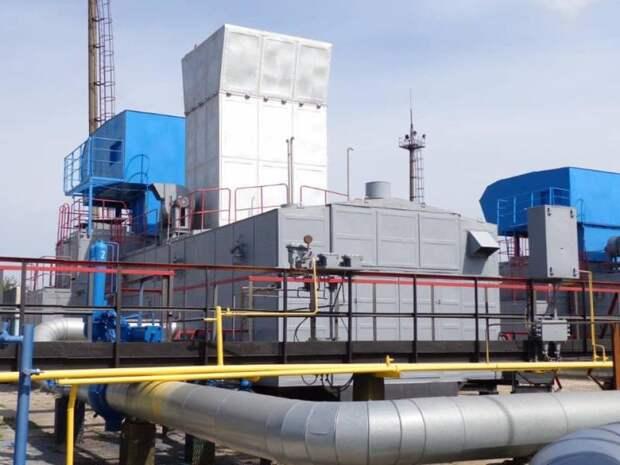 Украина не закачивает газ в ПХГ уже в течение недели, начат отбор топлива из хранилищ
