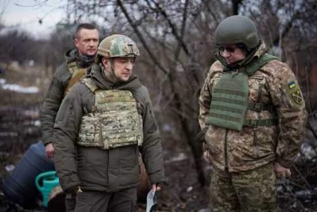Украина: война с Донбассом не заканчивается