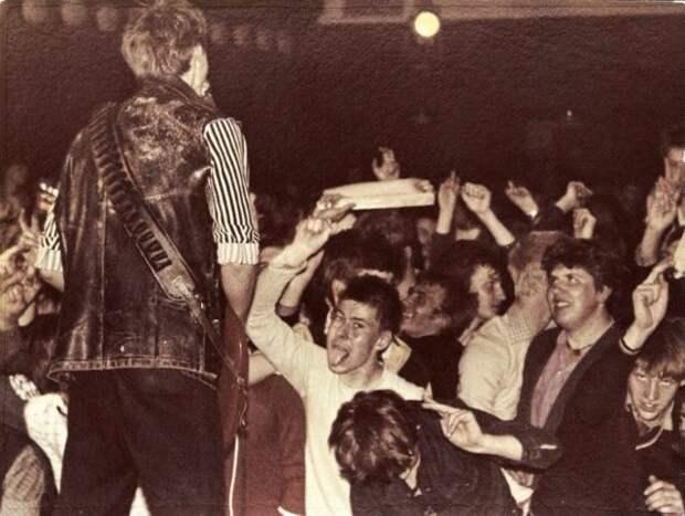 70 искренних фотографий эстонской панк-культуры 1980-х годов 45