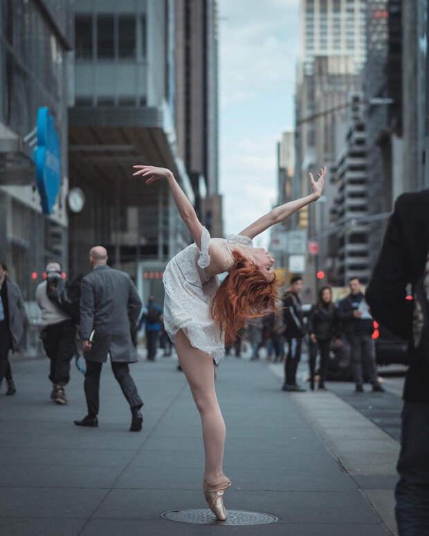 Омар З. Роблес фотографирует танец-3