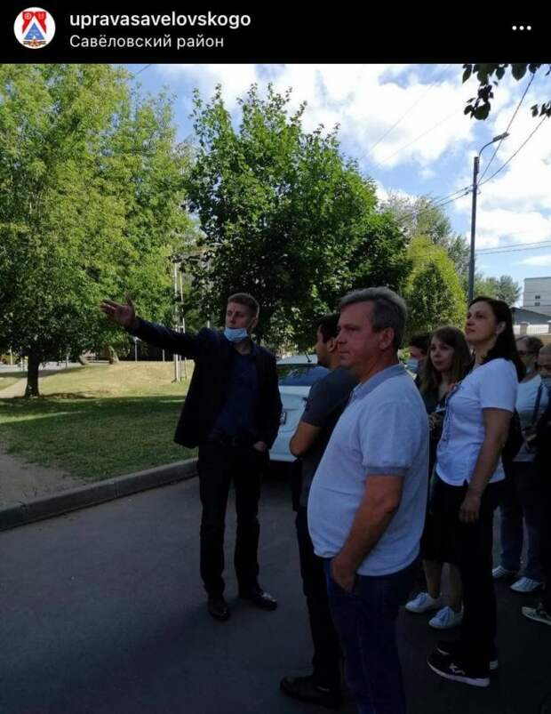 На 1-й Хуторской одобрили предложение по устройству пешеходной зоны – управа