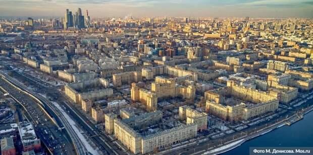 Комиссия по защите прав проживающих в домах-интернатах создана в Москве.Фото: М. Денисов mos.ru