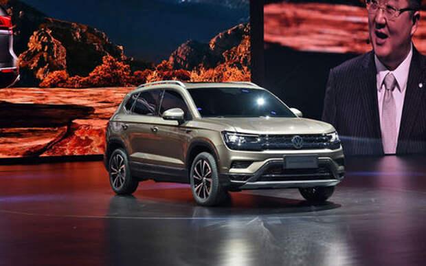 Дешевый кроссовер Volkswagen для России: первые подробности