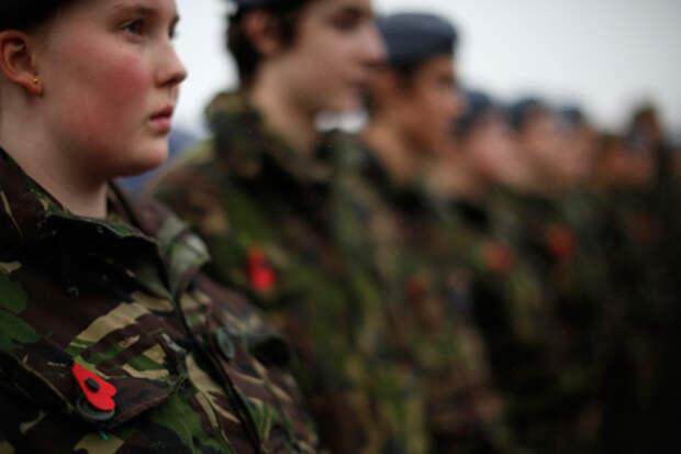 На похороны одинокого британского ветерана пришли сотни людей