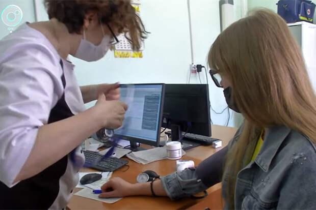 Полтора миллиона новосибирцев привьют от гриппа осенью 2021