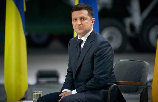 Зеленский предложил изолировать Донбасс
