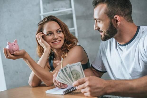 Американские ученые установили: Женатые мужчины зарабатывают больше, чем одинокие мужчины и женщины