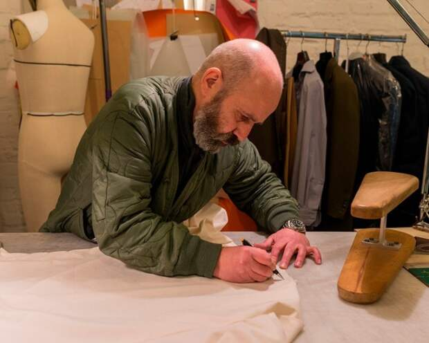 Винсент Смит (бренд Tailored by Mr. Smith