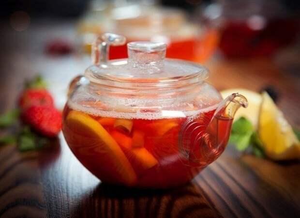 Безалкогольные напитки. Рецепты горячих напитков