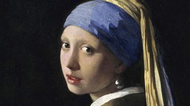 Новые открытия ученых о картине «Девушка с жемчужной сережкой»