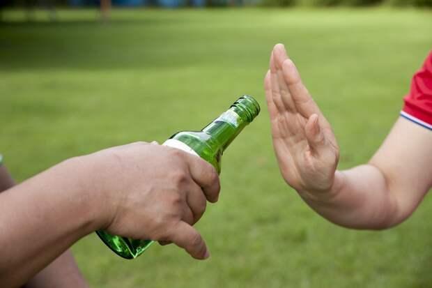 В Ижевске 11 сентября запретят торговлю алкоголем из-за Дня трезвости