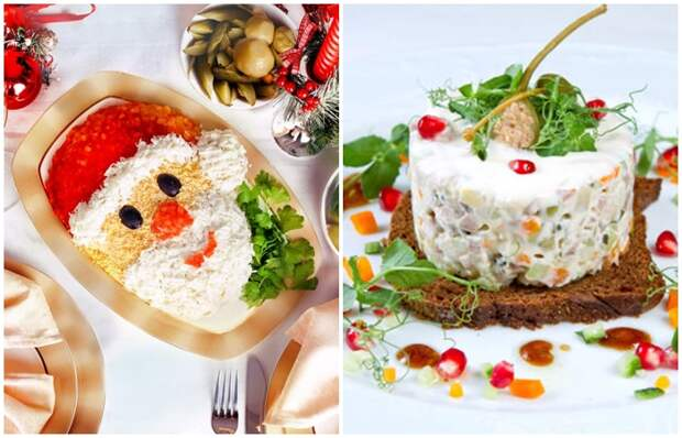 Какими салатами задобрить Белого Металлического Быка: 8 удачных рецептов