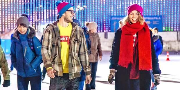 На улице Алабяна в День всех влюблённых пройдет дискотека на коньках