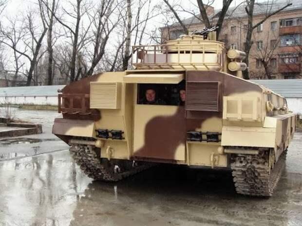 Новый танк для украинской армии