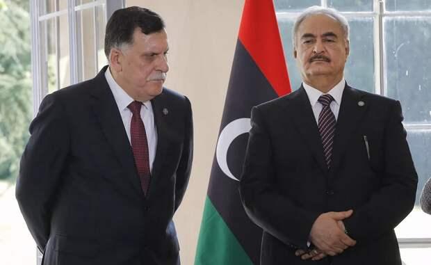 Действия России по урегулирования конфликта в Ливии – прорывные и современные