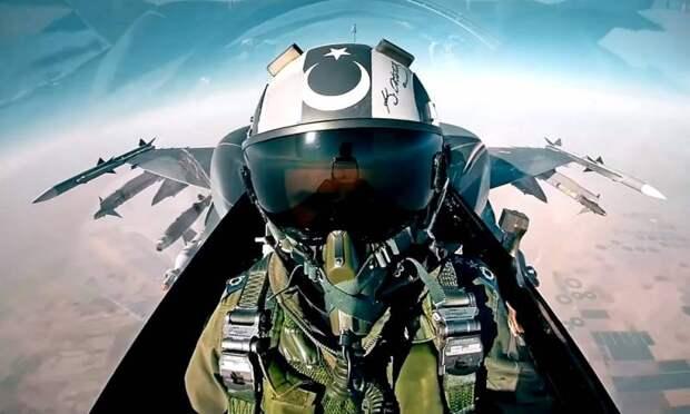 Фактор F-16: Турецкий след в армяно-азербайджанском конфликте