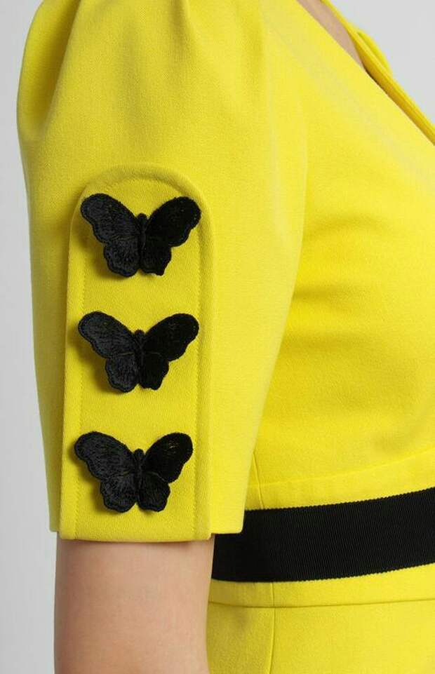 Три крылышка VS Три бабочки