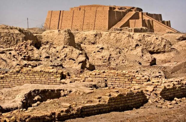 В Ираке обнаружен город, которому 4000 лет