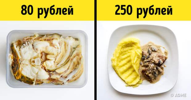 Я решил проверить, можно ли питаться целую неделю всего на 1 000 рублей