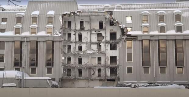 """От """"королевства сладостей"""" до детского приюта: заброшенные здания Санкт-Петербурга"""