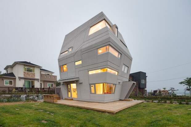 Дом в стиле «Звездных войн»