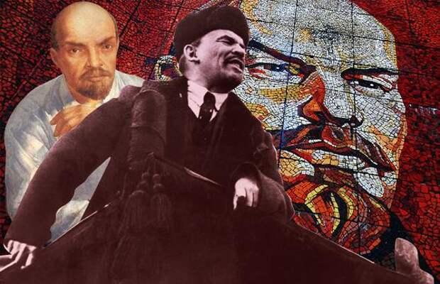 Ленин - лакмусовая бумага молодежи