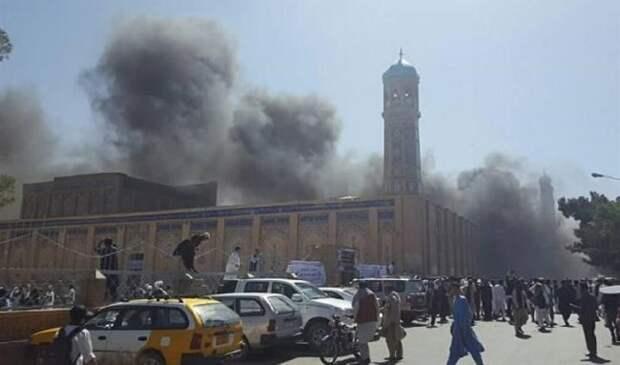 В Афганистане - крупный теракт: более полусотни погибших